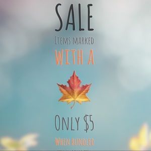 Other - 🍁SALE🍁 Please Share